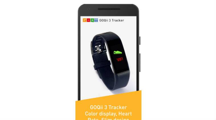 GOQii tracker 3, GOQii fitness band, GOQii family healthcare plans, GOQii, Thyrocare, fitness, healthcare