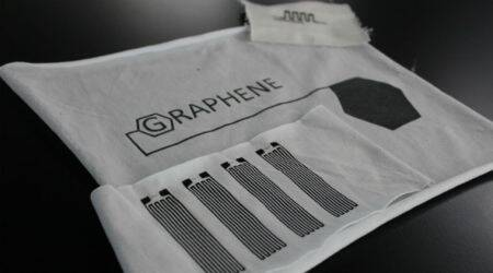 Graphene-based wearable e-textiles could soon gocommercial
