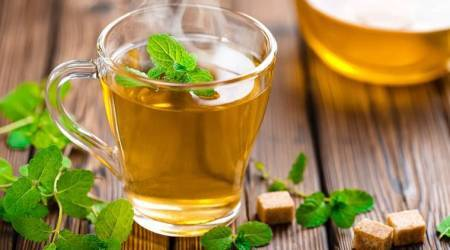 Tea: Tap in the mood, process,variety