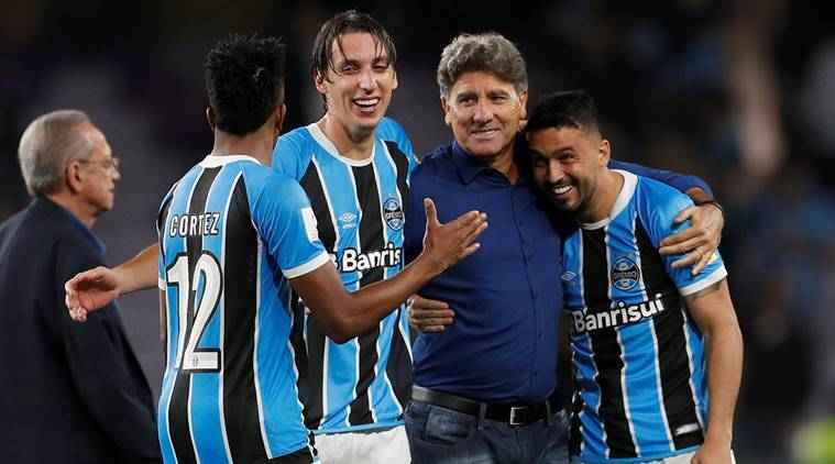 Gremio beats Pachuca 1-0 to make Club World Cup final