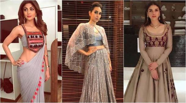 Shilpa Shetty, Aditi Rao Hydari and Karisma Kapoor show us how to wear grey