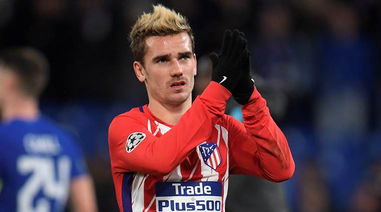 Diego Simeone Discusses Antoine Griezmann Exit Rumours