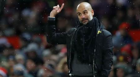 Manchester City have proved the 'Barcelona way' can work in England, says Pep Guardiola