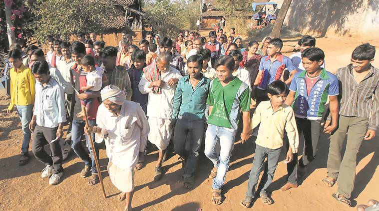 A Gujarat village decided to skip voting for lack of devlopment