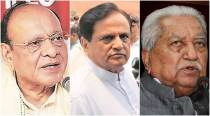 Three faces of Gujarat politics missing in action this time