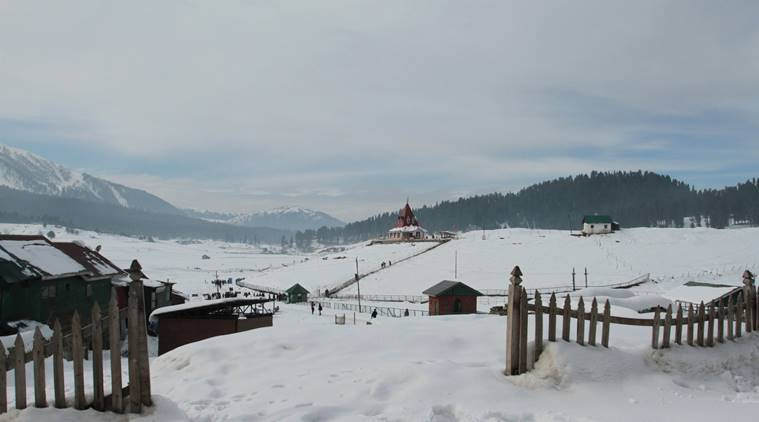 Relief from cold conditions in Kashmir Valley