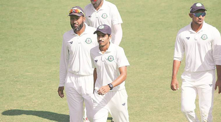 Ranji: Kerala all out for 176, Vidarbha gains first innings lead