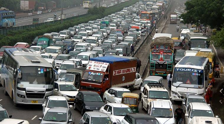 Delhi mulling introducing congestion charge to unclog roads