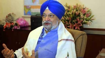 hardeep singh puri, bjp election committee, rajya sabha election, rs polls uttar pradesh, indian express