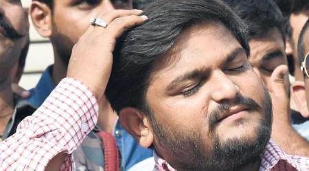 Gujarat court junks Hardik Patel's discharge plea in sedition case