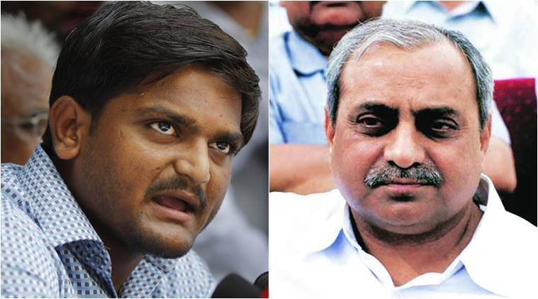 Make Nitin Patel the Chief Minister, demands Patidar leader Lalji Patel