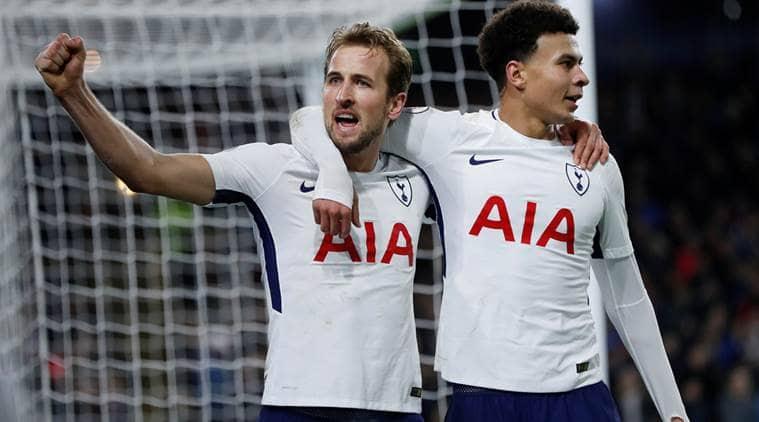 Tottenham beat Burnley 3-0.