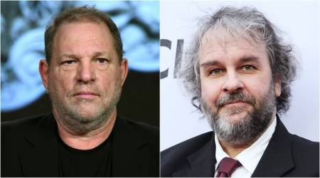 Weinstein hits back at Peter Jackson's smear campaign accusation