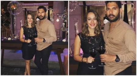 Hazel Keech writes an emotional note to Yuvraj Singh on first wedding anniversary