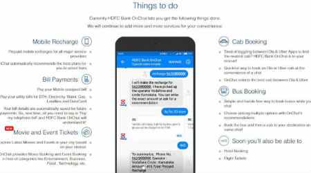 HDFC Bank's chatbot now works with Google Assistant