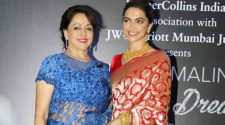 Hema Malini remembers playing Queen Padmini, 30 years before Deepika Padukone became Padmavati