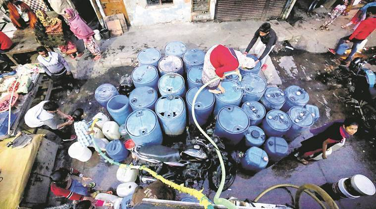 Water tariff hiked by 20%,free quota left untouched