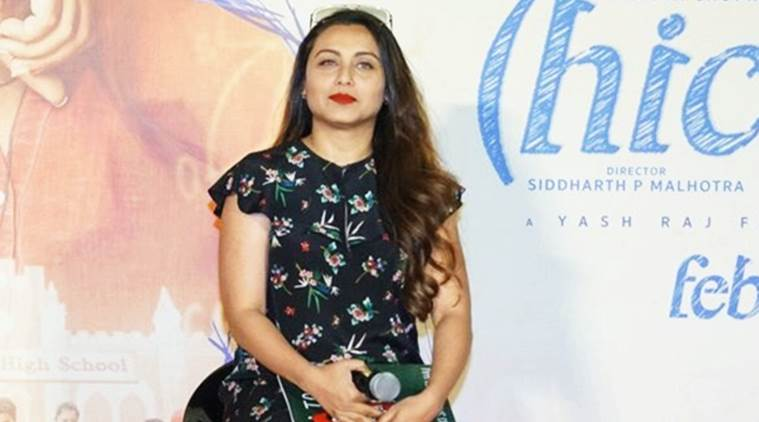 Hichki Actor Rani Mukerji Didnt Miss Being Away From Screen, Have Come Back -6978