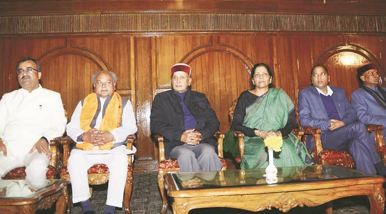 Jairam Thakur assures Himachal of development