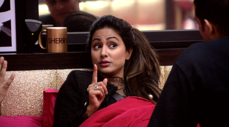 Hina speaks about Shilpa in Bigg Boss 11