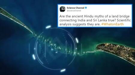 Is Ram Setu man-made? BJP attacks Congress after US channel's findings