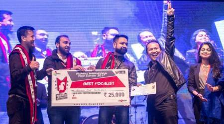 Hornbill International Rock Contest, Mizoram, Dimapur, Nagaland, Avora Records, The Prophets, Indian Express News
