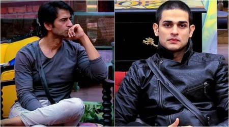 hiten tejwani priyank sharma to be evicted from bigg boss 11
