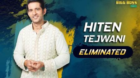 Hiten Tejwani bigg boss 11 eliminated