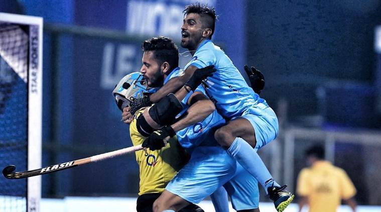 India surprisingly knocked out belgium after a disappointing group stage