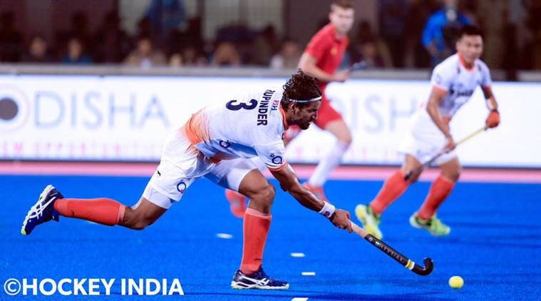 India haven't been able to register a win so far in HWL Finals 2017.