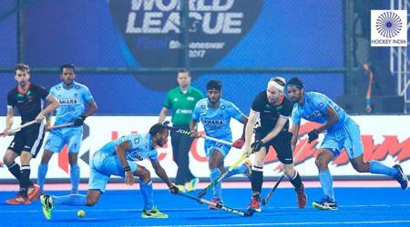 Hockey World Finals 2017, HWL Finals 2017, India vs Hockey, Sjoerd Marijne, sports news, Hockey, Indian Express