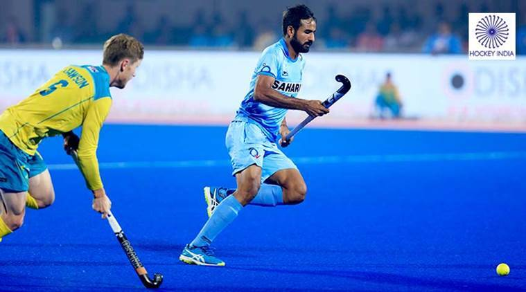 Hockey World League Final, HWL Final 2017, India vs Australia, Sjoerd Marijne, sports news, hockey, Indian Express