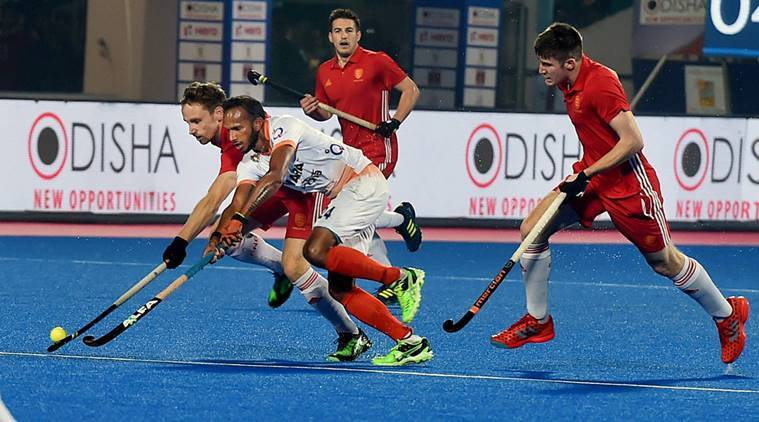 India will next play Germany in their final pool match on Monday.