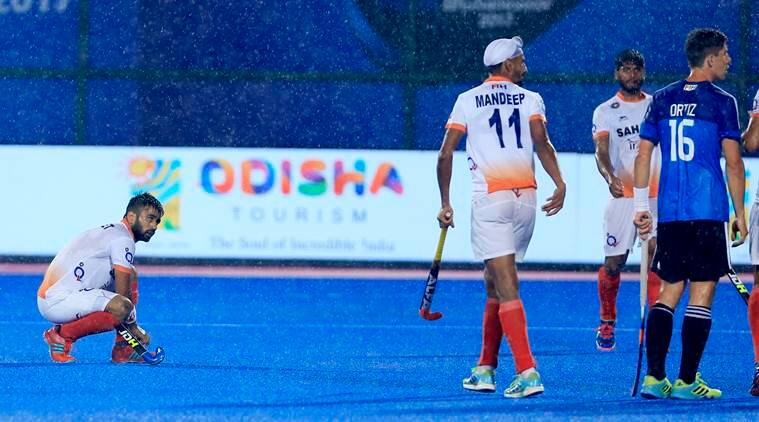 india play argentina in semi-final of HWL Final 2017