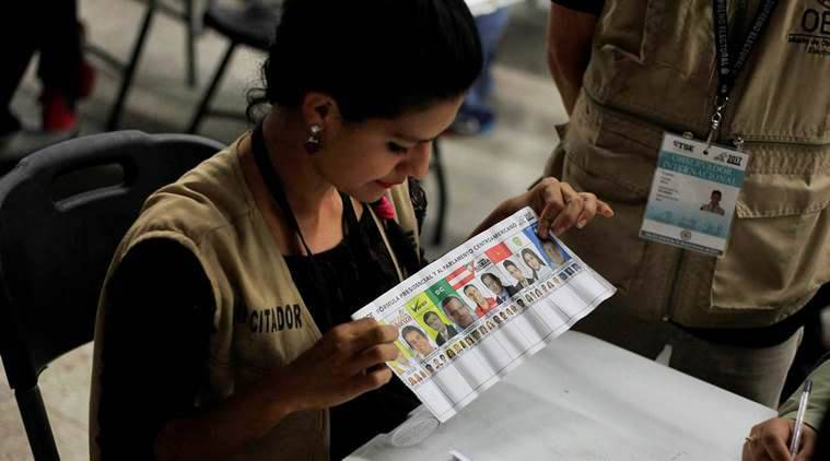 honduras election, re count, honduras presidential vote, Organization of American States, oas, world news, honduras latest news, indian express