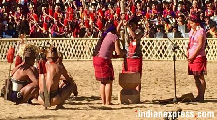 Hornbill Festival 2017: War dances and crafts to a Naga chilli eating contest, there's much to see