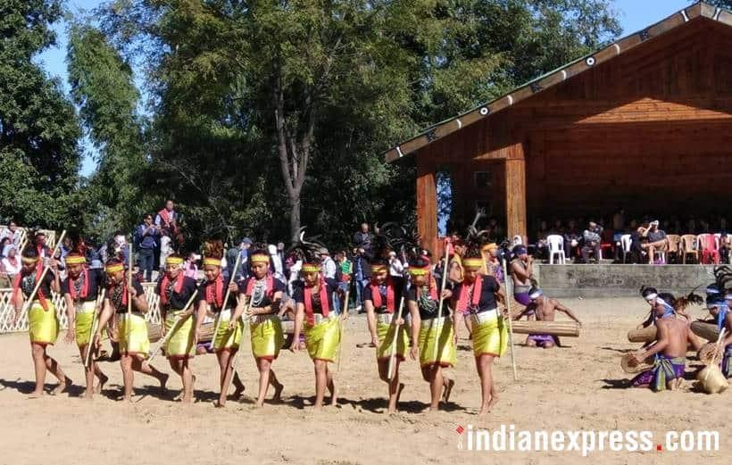 Nagaland celebrates the Hornbill Festival 2017