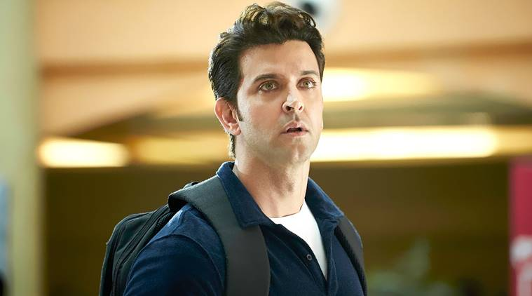 Hrithik Roshan played a blind man in Kaabil.