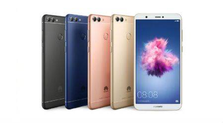 Huawei Enjoy 7S with 18:9 display, Android Oreo launched in China