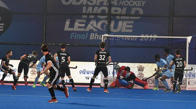 Hockey World League finals 2017, HWL Finals 2017, India vs Germany, Germany India, sports news, hockey, Indian Express