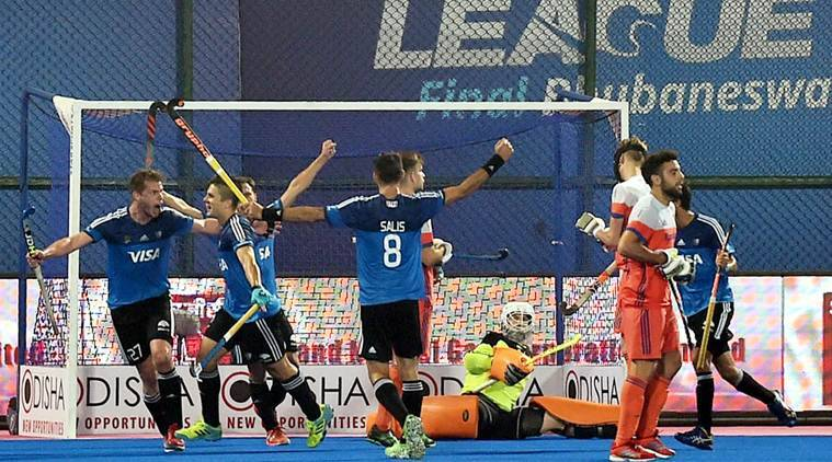 Hockey World League Finals, HWL Finals 2017, Argentina vs Netherlands, Netherlands Argentina, sports news, hockey, Indian Express