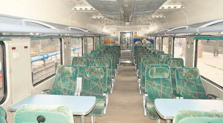 Refurbished Shatabdi train gets thumbs up from Khattar