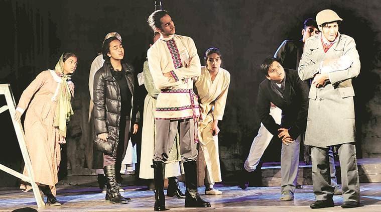Partition of 1947, Zubin Mehta, Wings Theatre Academy Chandigarh, indian express, St Kabir Public School, Ruskin Bond and Anton Chekhov, Punjab news