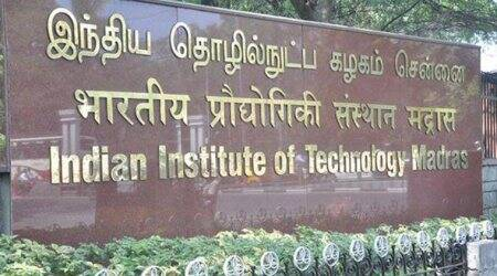 Sanskrit invocation song at IIT Madras event attended by 2 Union ministers triggersrow