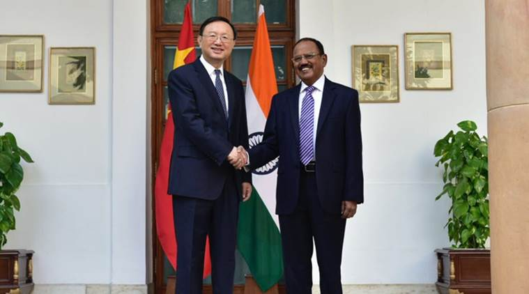 India, China hold talks on long-pending border dispute