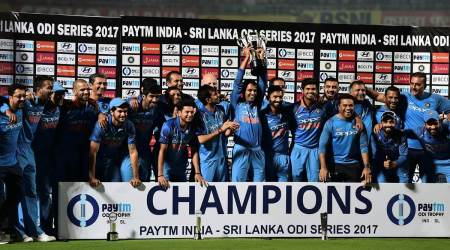 'Another series and another victory,' Twitterati reacts to India's 2-1 series win over Sri Lanka