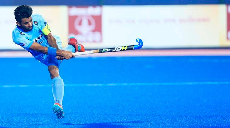 India ended the first clash of the tournament against Australia with a 1-1 draw.