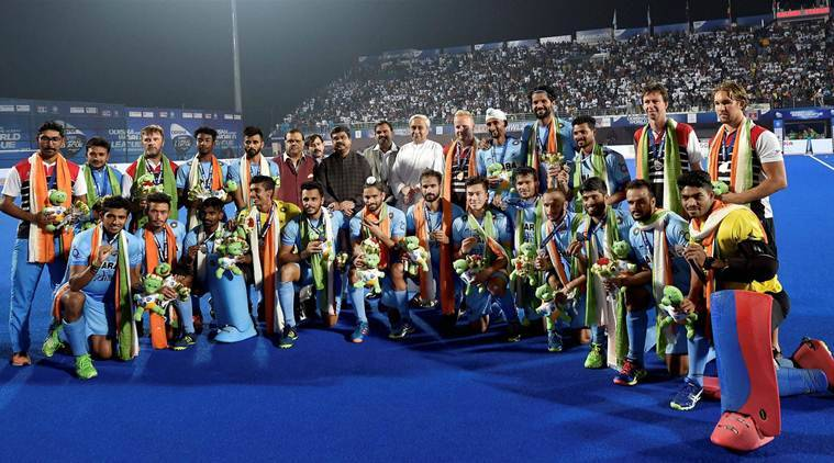 india hockey team wins bronze medal at hwl 2017
