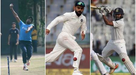 India vs South Africa, Jasprit Bumrah, Virat Kohli, Hardik Pandya, Parthiv Patel, sports gallery, cricket gallery, Indian Express