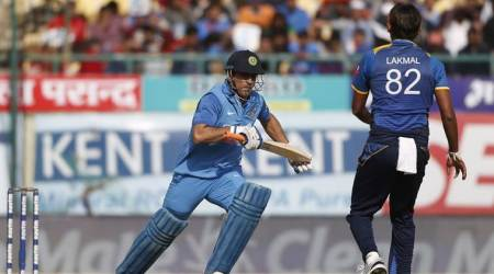 India vs Sri Lanka, 1st ODI: MS Dhoni 65, rest of India 47 in Dharamsala
